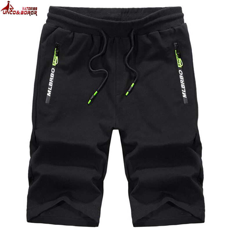 Big Size M~8XL 9XL Shorts Men Loose Elastic Shorts Cotton Casual Male Beach Shorts Homme Sporting Bermuda Joggers Trousers