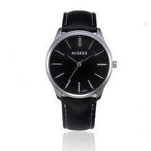 Women Watches 2017 New Retro Design Leather Band Analog Alloy Quartz watch wristwatch Cheap Womens Watches Ladies Watch *60