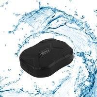 Tamaño portátil TK905 Auto coche GPS rastreador a prueba de agua 5000MAH batería en tiempo Real seguimiento potente vehículo rastreador