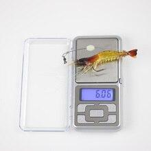 1pcs  Silicone Soft Bait 8.5cm 6g Luminous Shrimp Fishing Lure Artificial Baits Carp Fishing Tackle
