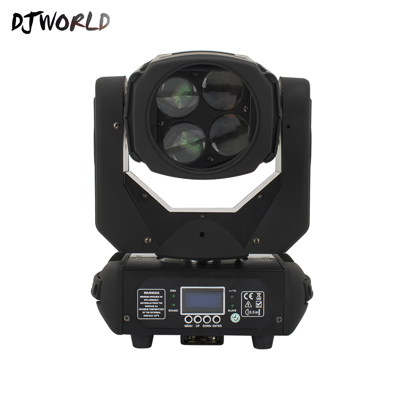 LED 4x25W Super Beam Moving Head Perfect Effect Light For DJ Disco Party Lighting For Atmosphere Of Disco DJ Music PartyLED 4x25W Super Beam Moving Head Perfect Effect Light For DJ Disco Party Lighting For Atmosphere Of Disco DJ Music Party