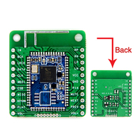 qcc3003 bluetooth 5 0 module with pcm5102 dac support a2dp ,avrcp