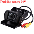 150 Degree Wide Angle FIR LED Car Rear View Camera Backup Reversing Parking Rear view car Night Vision Waterproof for Truck Bus