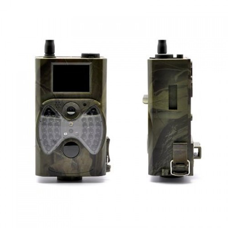 12MP 940nm HC300M Hunting Trail Camera 2G GPRS MMS SMTP/SMS 1080P PIR Sensor IR Wildlife Hunter Trap Game Cam skatolly 940nm hunting camera s680m 12mp hd1080p 2 0 lcd trail camera with mms gprs smtp ftp gsm trail hunt game recorder