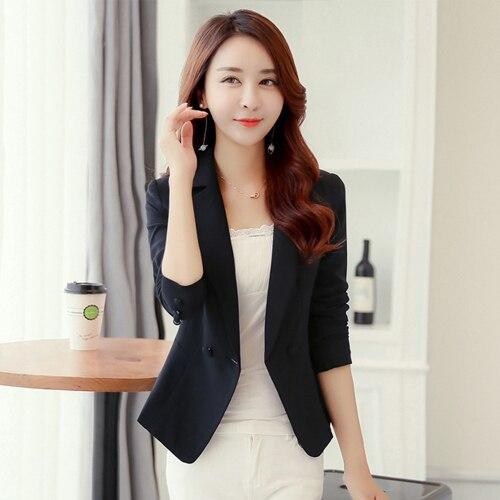 Новый OL деловой костюм пиджаки для женщин LP мода Slim Fit для пиджак