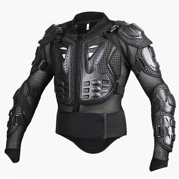 Новый для мужчин мотоцикл панцири Куртка Мото полный средства ухода за кожей позвоночника защита груди гонки шестерни куртки мотоц >> YSMOTOGO Store