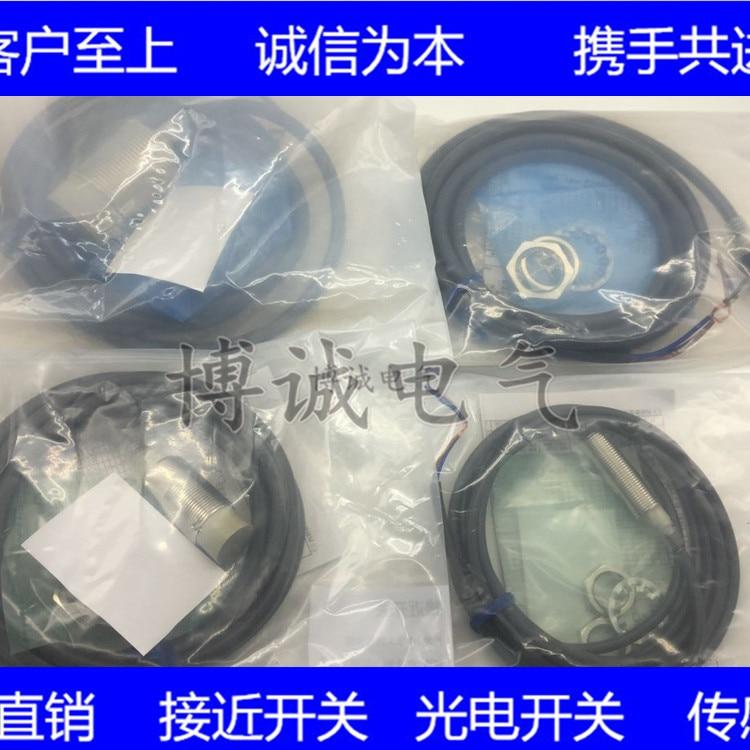 Spot Cylindrical Proximity Switch E2A-M18LN16-WP-C2 Quality Assurance