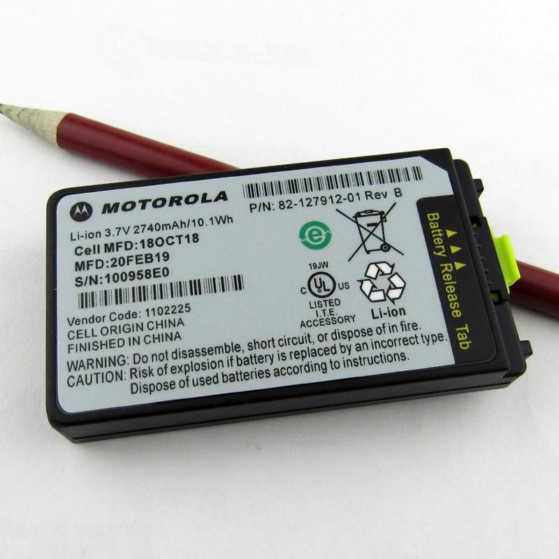 MC3190 Battery for Motorola Symbol MC3100 MC3000 MC3090 2740mAh 82 127912 01 Li ion