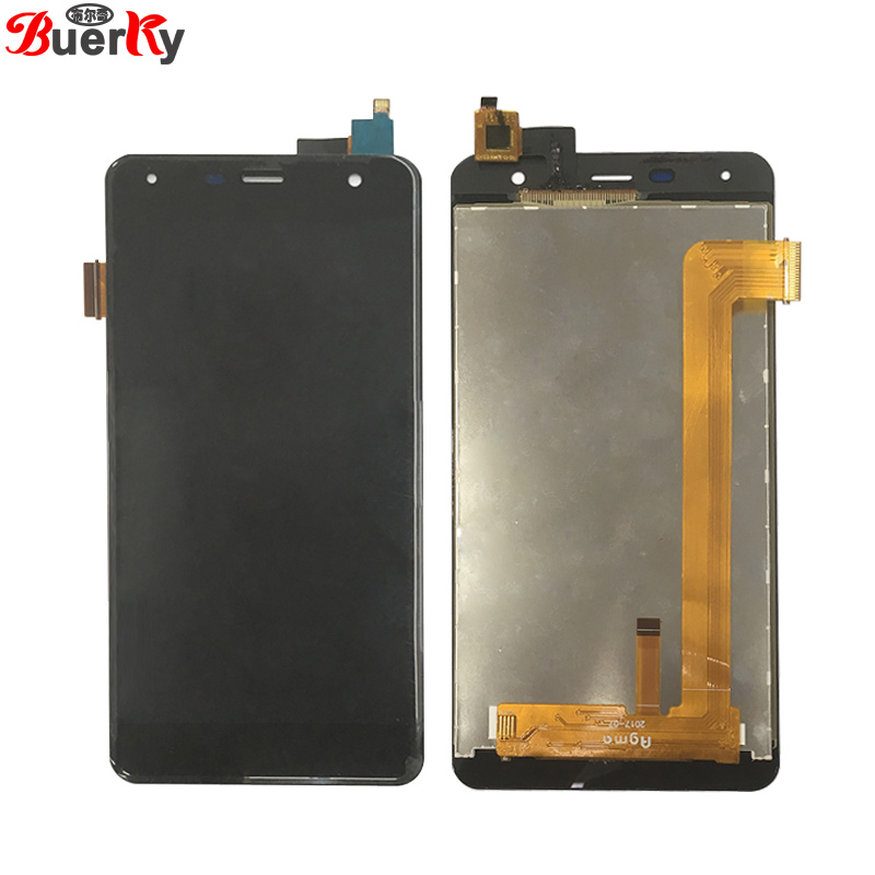 BKparts Test For Fly FS517 Cirrus 11 FS 517 LCD Display Touch Screen Glass Digitizer Complete Assembly Replacement