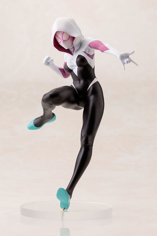 Marvel Spider Gwen Stacy 1/7 Scale PVC Figure Collectible Model Toy neca marvel legends venom pvc action figure collectible model toy 7 18cm kt3137