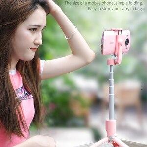 Image 4 - Không Dây Hoco Gậy Selfie Bluetooth Cầm Tay Thông Minh Điện Thoại Chân Máy Ảnh Với Từ Xa Không Dây Dành Cho iPhone X Samsung Huawei Android