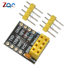 ESP8266 ESP-01 ESP-01S Breadboard Adapter PCB for Serial Wifi Transceiver Network Module(China)