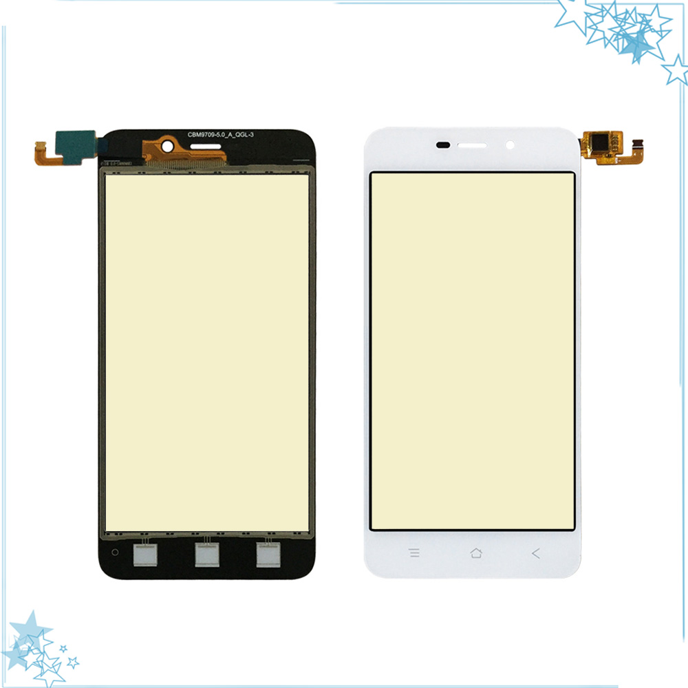 5'' Mobile Touch Screen Panel For Blackview A10 Front Touch Screen Glass Digitizer Panel Lens Sensor TouchScreen