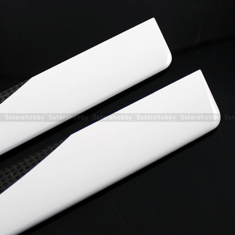 360mm carbon fiber main rotor blade for trex 450L 480 rc helicopter
