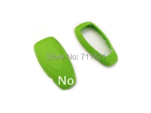 Без ключа дистанционного защита чехол зеленый для Ford Mondeo MK4 2007