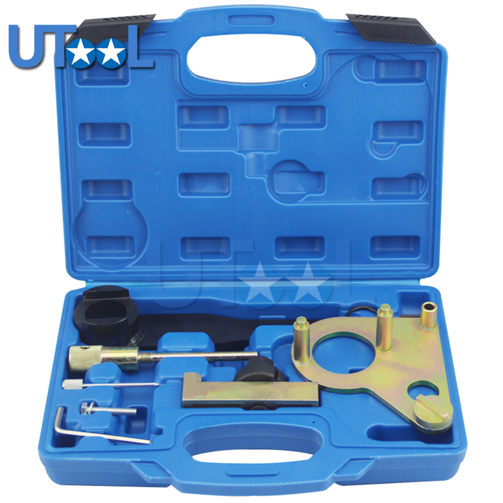 Train Driven Diesel Engine Timing Tool Set For Renault 2 0DCI Nissan Opel Chain Drive