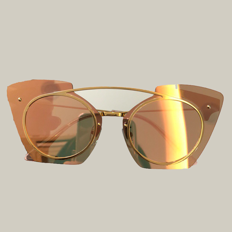 Qualität sonnenbrille Sol Designer Sunglasses no5 Katzenaugen Sunglasses Brillen Sunglasses no6 No1 Weiblich Frauen Oculos Sunglasses Sonnenbrille Hohe Marke De Feminino Sunglasses Sunglasses no2 no3 no4 dXff8qw