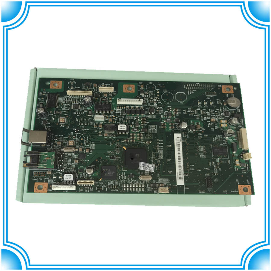 Original CC368-60001 Formatter board for HP laserjet M1522nf 1522NF Formatter Pca Assy logic Main Board MainBoard mother board