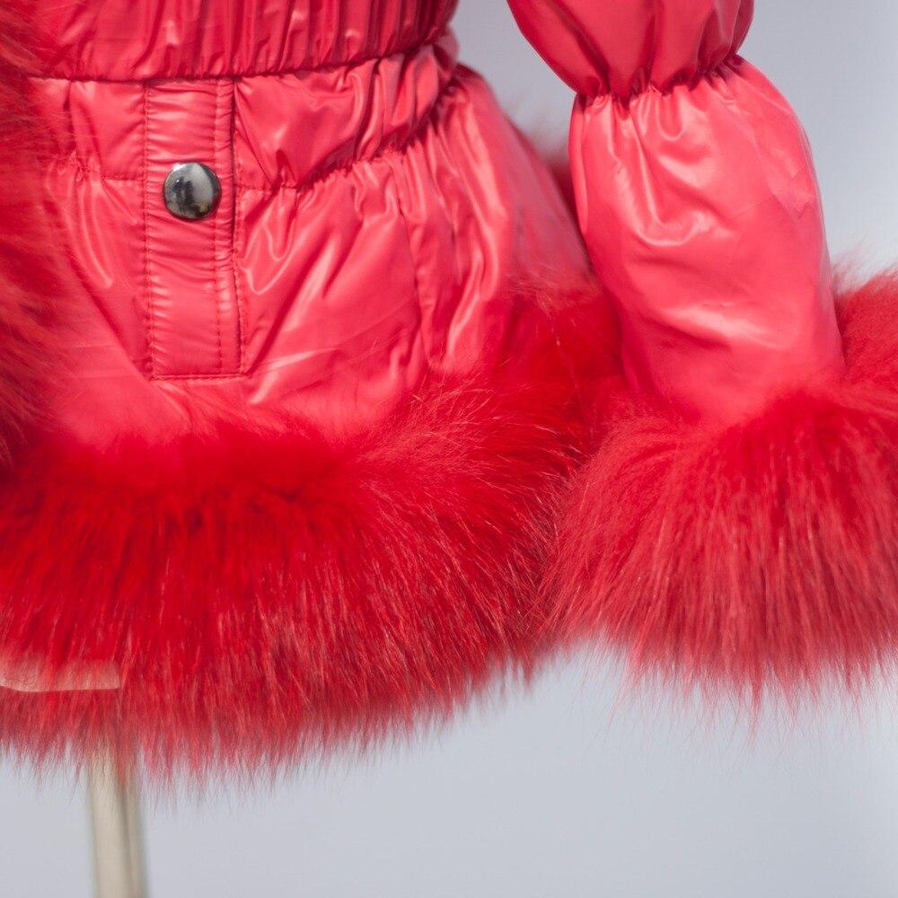 νέο ύφος χειμώνα παιδί κάτω παλτό / - Γυναικείος ρουχισμός - Φωτογραφία 5