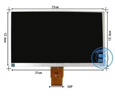 New LCD Display Matrix For 9