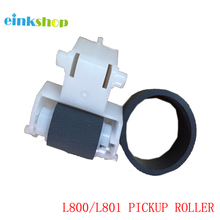 ORIGINAL NEW Pickup Roller for Epson R250 R270 R280 R290 R330 R390 T50 A50 RX610 RX590 L801 L800  Feed Roller Separation Roller цена