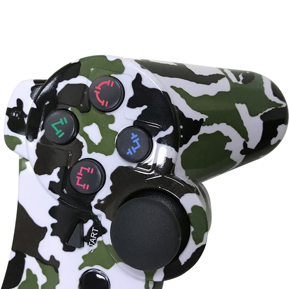 K Ishako For Sony PS3 Controller Gamepad Playstation 3 Console Dualshock Game Joystick Joypad Gamepads