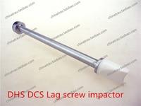 Medical Orthopedic Instrument Femur DHS DCS Lag Screw Impactor Lag Screwdriver Advance Promote Pressure Divece Hammer