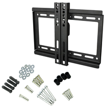 LCD LED Plasma TV Wall Mount Bracket Ultra Slim for 14 15 19