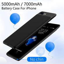 5000mAh Portable External Phone Battery Case For iPhone 6 6s