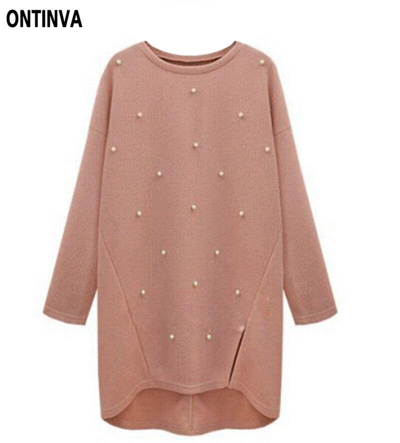 Aliexpress.com : Buy Beading Women Long Sweaters Gilet ...