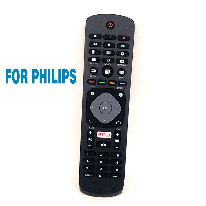 Hot Sale New Original For Philips TV remote control For PHILIPS NETFLIX TV HOF16H303GDP24 398GR08BEPHN0011HL Fernbedienung muqgew 2017 new hot sale bg1510b 1 24