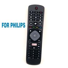 New Original For Philips TV remote control NETFLIX