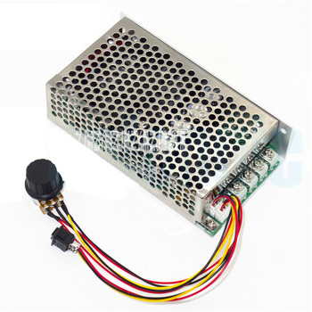 High Quality 12100-H DC 10V-50V 100A 0.01-5000W Programable Reversible DC Motor Speed Controller PWM HHO Control Forward Reverse