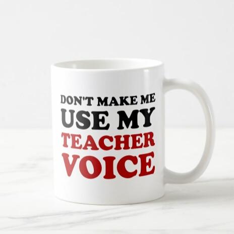 Don/'t make me use my Actor Voice 10oz funny Mug 002