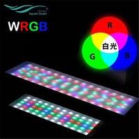 Chihiros WRGB серии светодиодное освещение светодио дный воды завод расти Восход Закат синий зуб smart управление commander 4