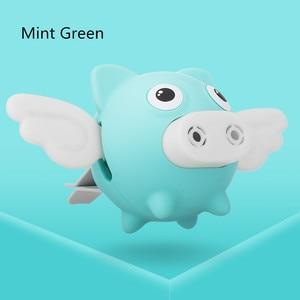 Image 1 - Freshener Freshener น่ารักเขย่าปีกตุ๊กตาหมูคลิปน้ำหอม Aroma Diffuser Auto Air Vent Solid Balm น้ำหอมกลิ่นเครื่องฟอกอากาศของขวัญ