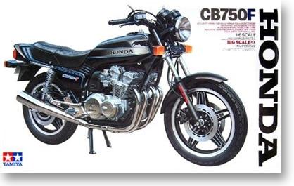 1/6 Honda CB 750 F Motorcycle 16020