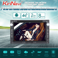 KiriNavi Octa core 4G LET android 7 car radio for vw passat B5 Golf 4 Polo Bora Jetta Sharan T5 gps dvd 1999 2005 support 4K