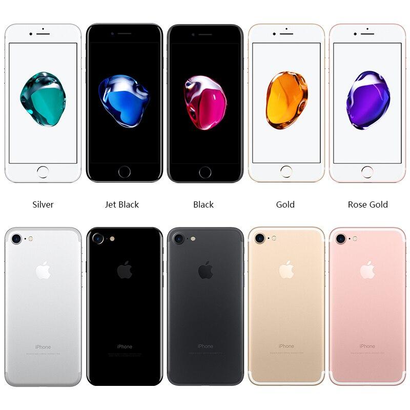 Image 4 - Unlocked Apple iPhone 7 /iphone 7 Plus 2GB RAM 32/128GB/256GB IOS 10 LTE 12.0MP Camera Quad Core Fingerprint 12MP Cell Phones-in Cellphones from Cellphones & Telecommunications