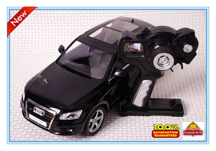 Free Shipping Simulation Model Car CH Remote Control Cars Audi - Audi remote control car