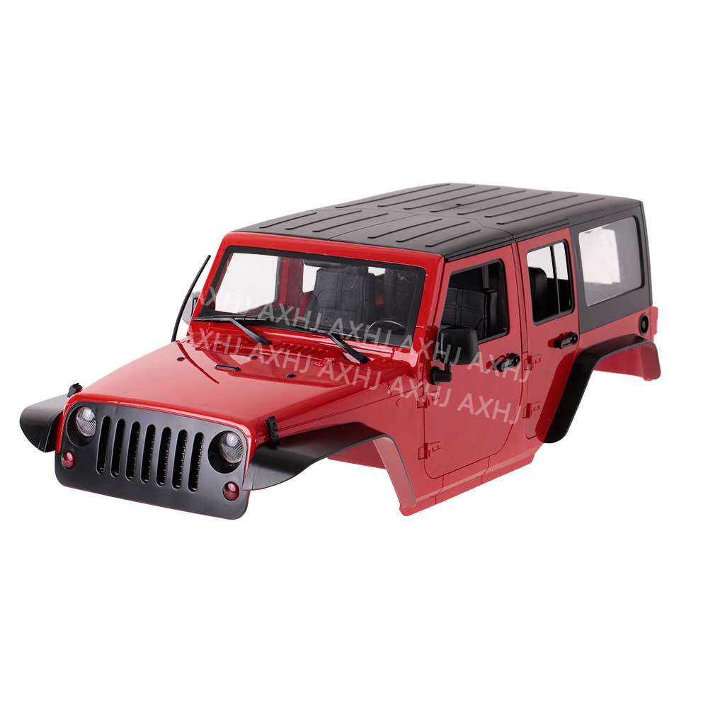 AXHJ1/10 313 Wheelbase Jeep Wrangler 5 Door RC Rock