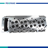 newest version engine parts 4M41 cylinder head assembly for Mitsubishi MONTERO CHALLENGER L200 PAJERO 908618 ME204200