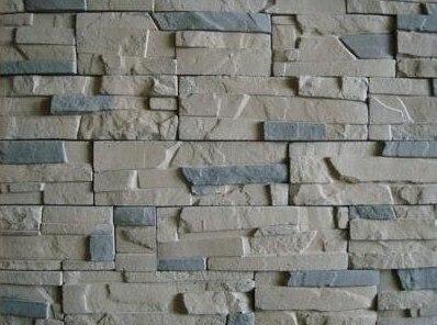 Plastic Molds for Concrete Plaster Wall Stone Tiles for Garden ...