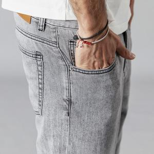 Image 2 - SIMWOOD 2020 winter spring new fashion jeans men ankle length denim trousers high quality brand clothing 190345