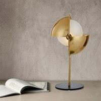 IKEA INS светодио дный настольные лампы исследование светодио дный Стол Lights Спальня прикроватные настольные лампы Настольная лампа украшения