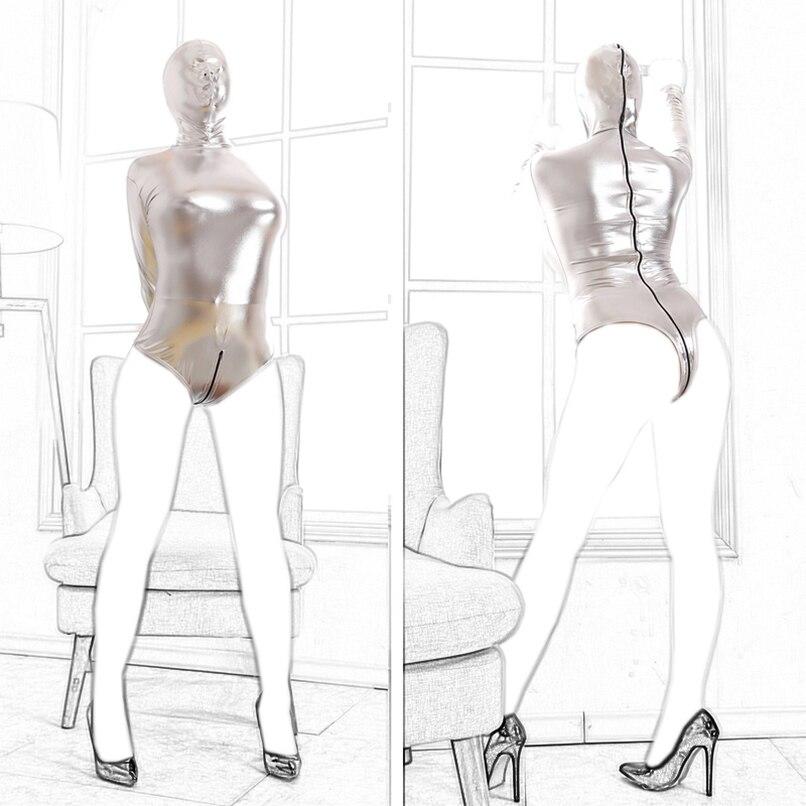 Bondage and fetish clothing
