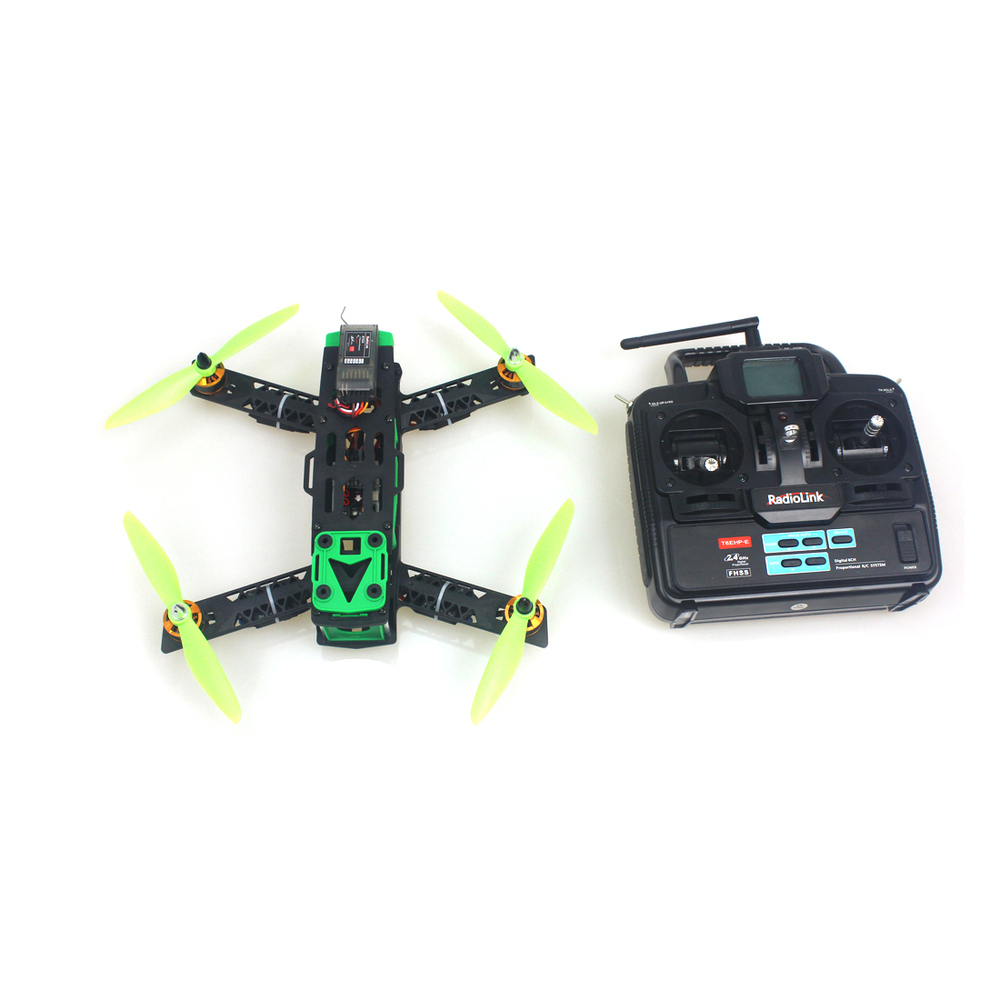F16050-D 260 RC Quadcopter Drone KIT  Integrated Frame QQ Super Flight Control Helicopter Aircraft No Battery and Charger 3pcs battery and european regulation charger with 1 cable 3 line for mjx b3 helicopter 7 4v 1800mah 25c aircraft parts