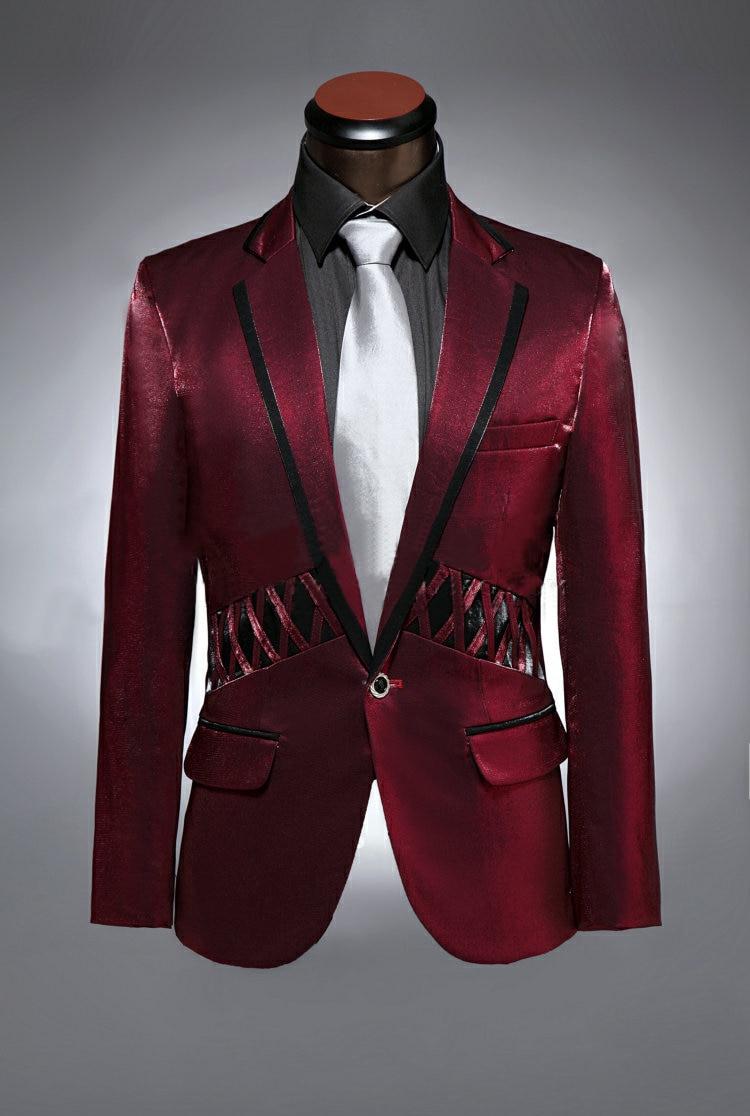 Free Shipping 2014 Latest Coat Pant Designs Custom Made