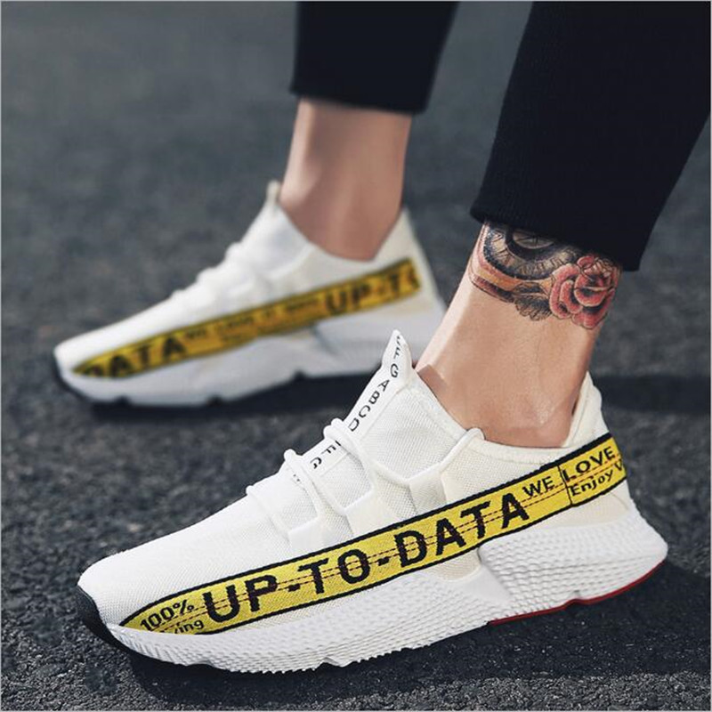 Ultras Chaussure Marque Femme Yellow Amoureux Chaussures Stimule Sneakers red Respirant Hommes 2018 white Automne D'été Maille Superstar Casual P8fwvq4
