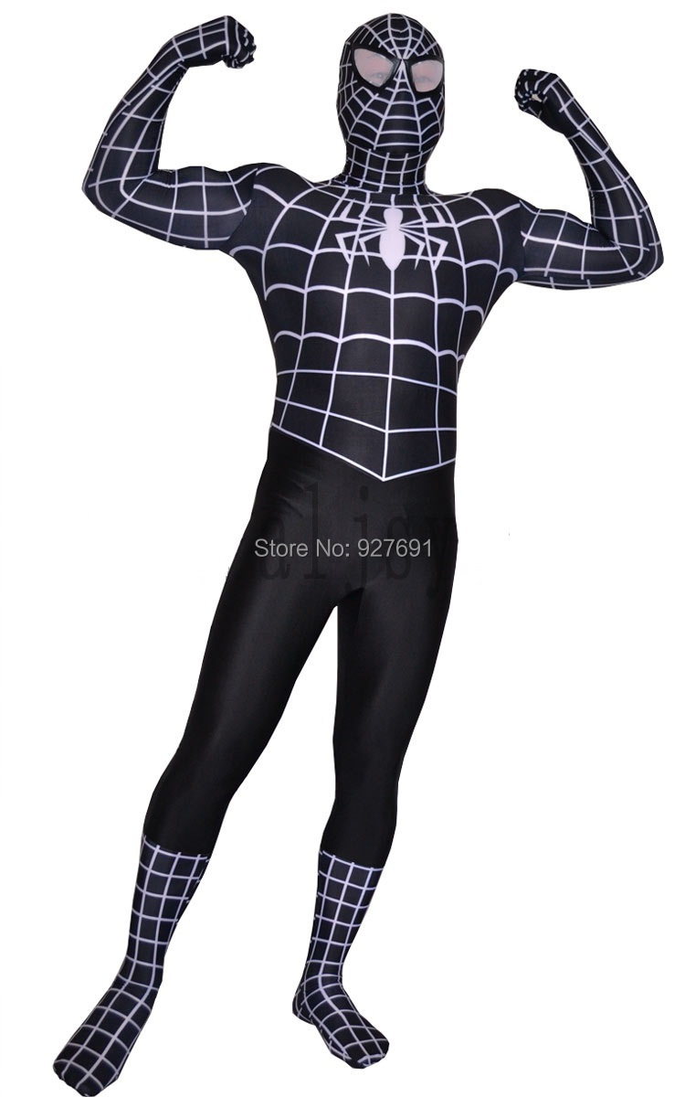 from Brantley adult spiderman costume xxx